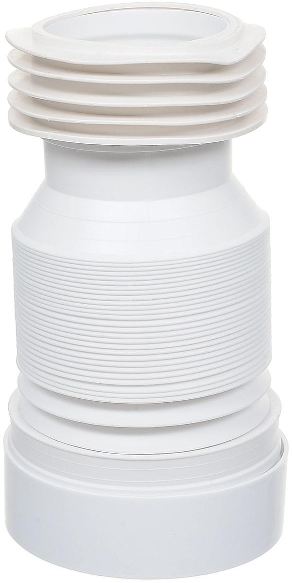 Слив толкостенный (гофра) для унитаза Unicorn, 520 мм гофра для унитаза