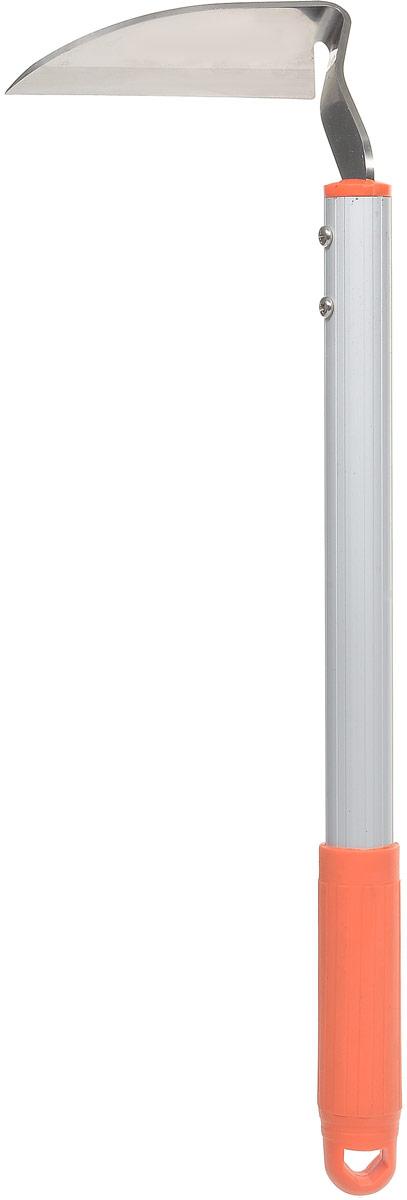 Тяпка садовая Skrab. 28071 тяпка skrab полукруглая телескопическая ручка 1 м 28073
