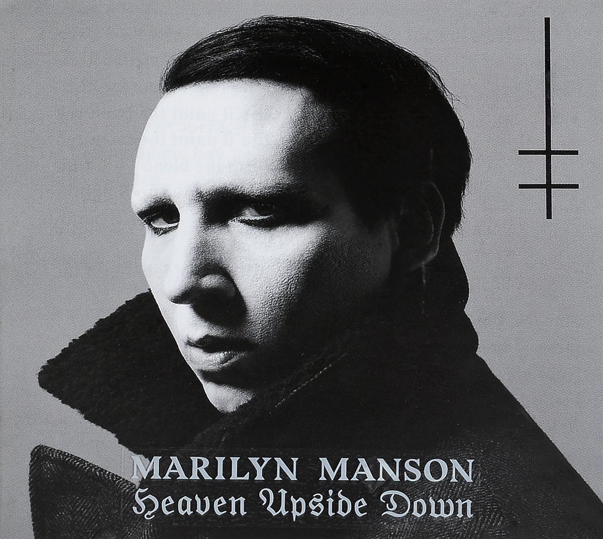 Marilyn Manson Heaven Upside Down купить