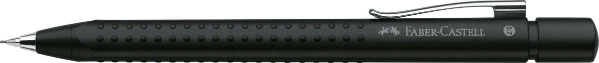 Faber-Castell Карандаш механический Grip 2011 0,7 мм цвет корпуса черный