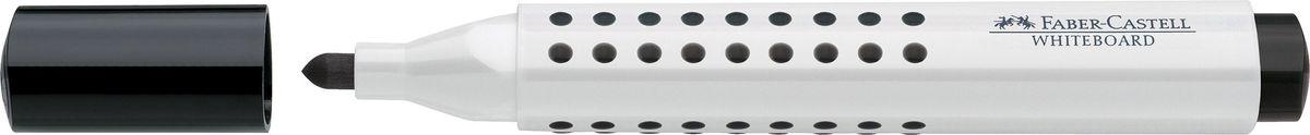 Faber-Castell Маркер для доски Grip цвет черный faber castell маркер для белой доски grip 4 шт