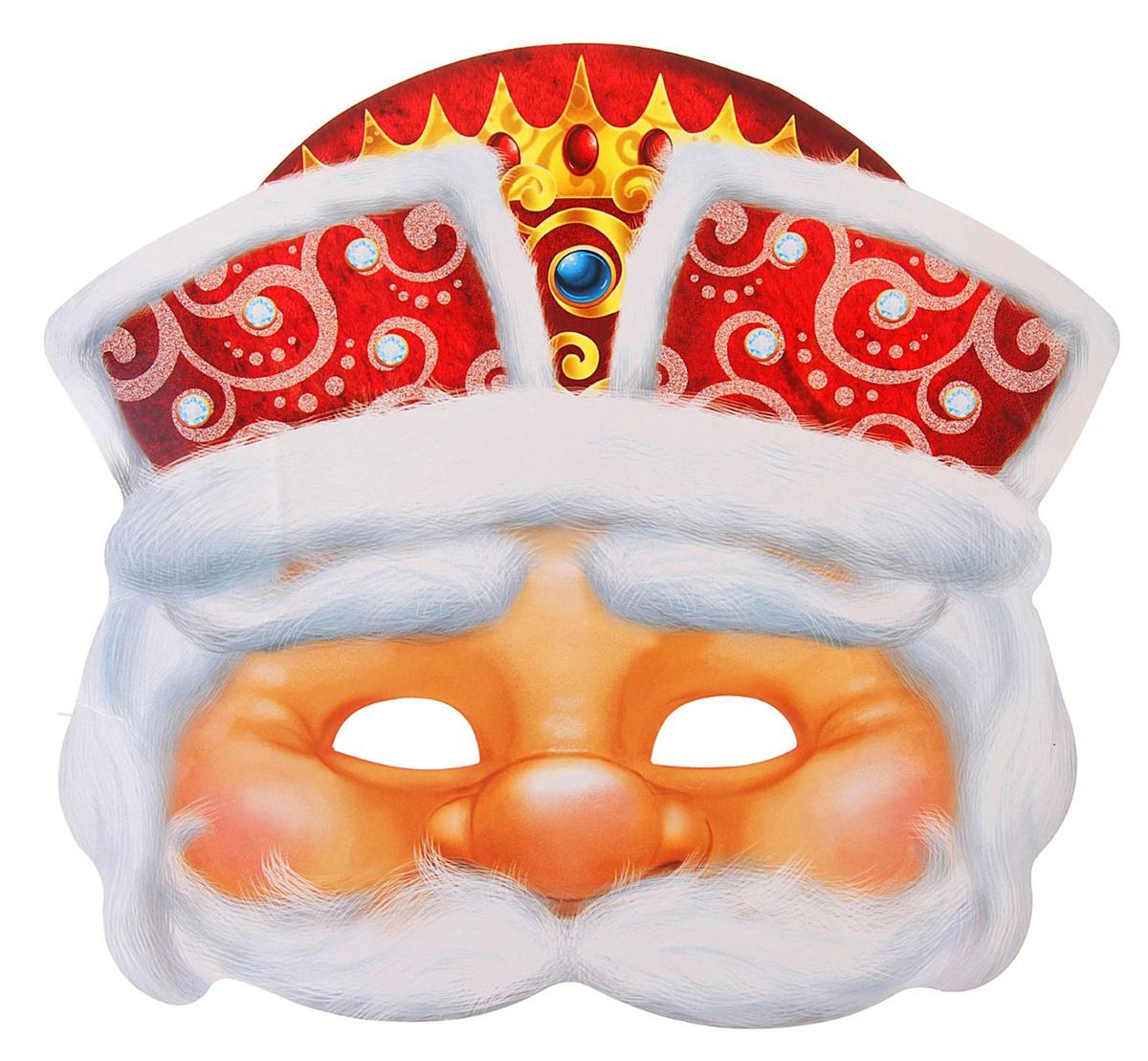 Дед маска для детей картинки