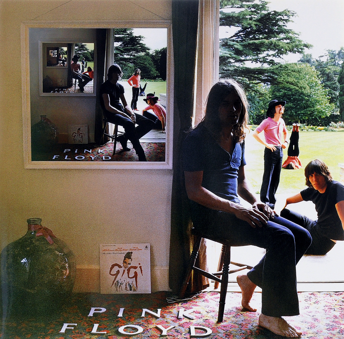 Pink Floyd Pink Floyd. Ummagumma (2 LP)