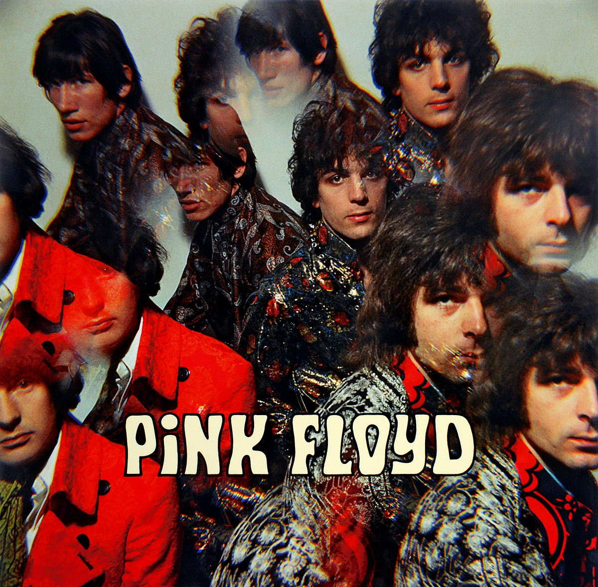 Pink Floyd Pink Floyd. The Piper At The Gates Of Dawn (LP) floyd around the med