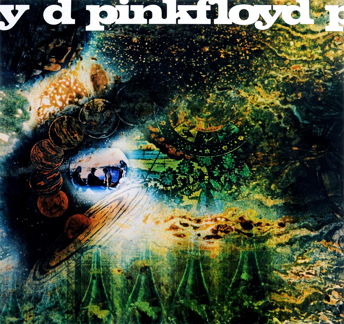 Pink Floyd Pink Floyd. A Saucerful Of Secrets (LP)