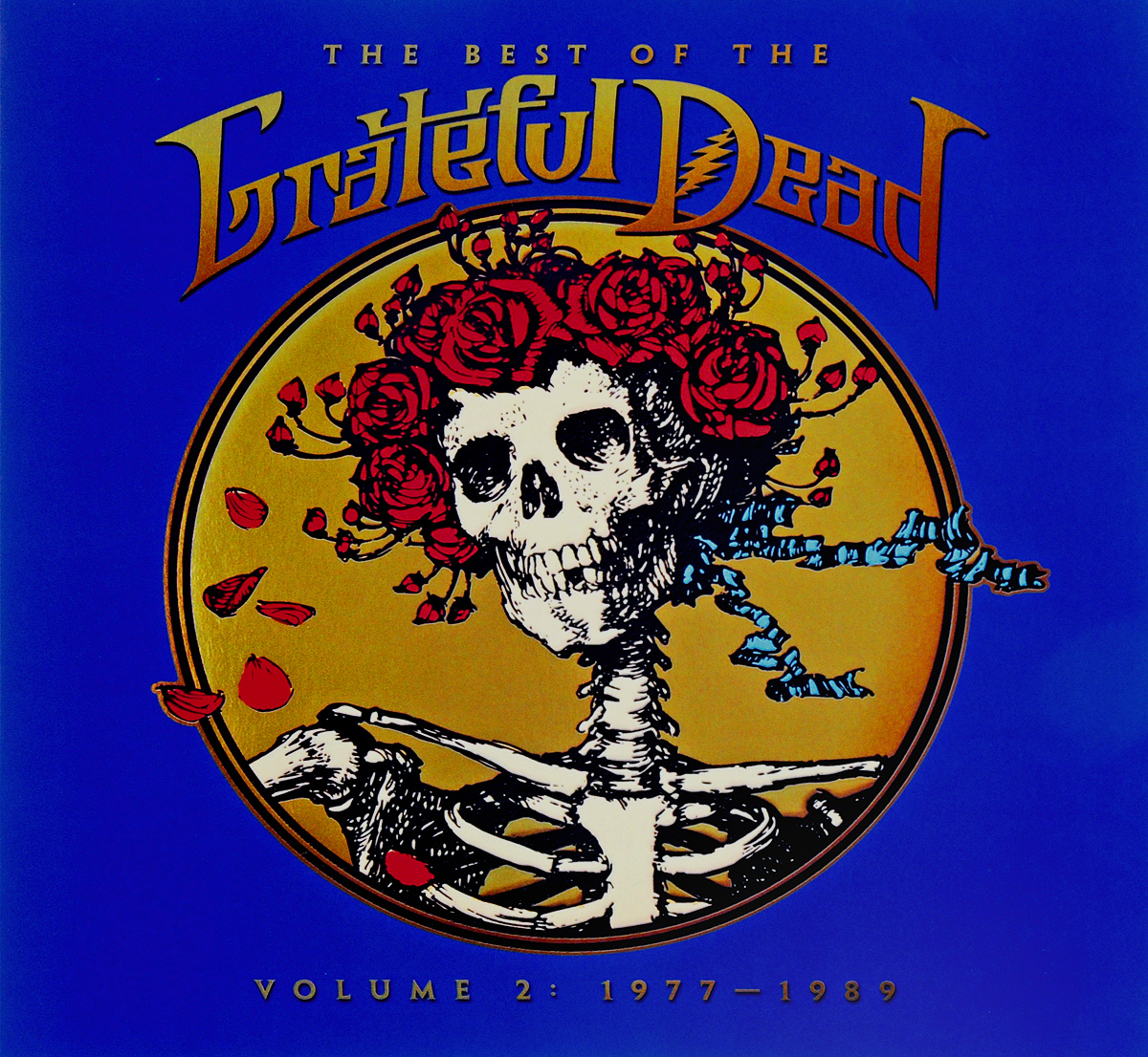 The Grateful Dead. The Best Of The Grateful Dead Volume 2: 1977 - 1989 (LP) the grateful dead grateful dead grateful dead records collection 5 lp