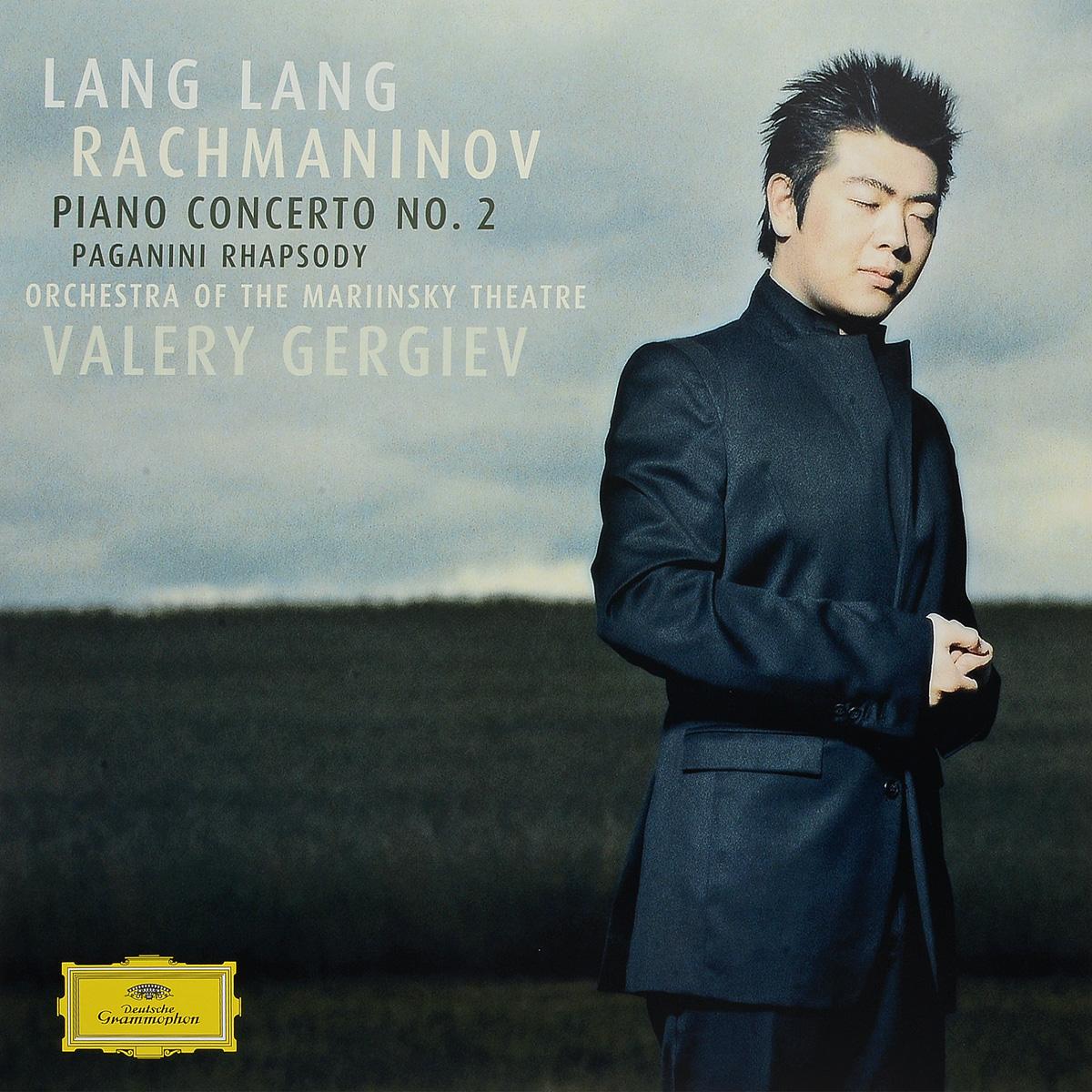 Rachmaninov. Lang Lang, Orchestra Of The Mariinsky Theatre, Valery Gergiev. Piano Concerto No. 2 / Paganini Rhapsody (2 LP) valery gergiev rachmaninov symphonic dances strawinsky symphony in three movements