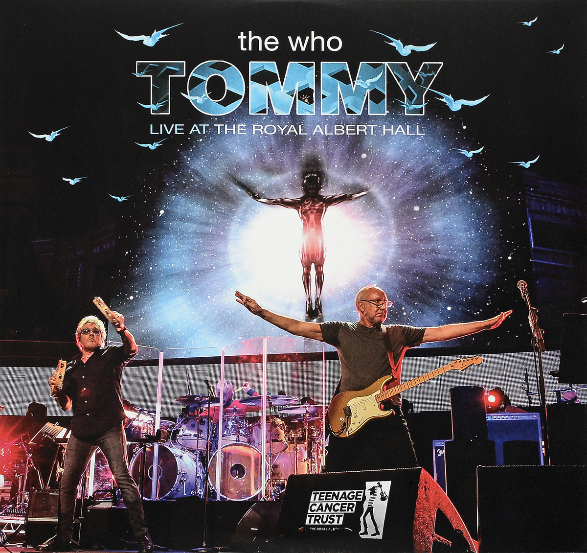The Who The Who. Tommy - Live At The Royal Albert Hall (3 LP) an evening with andy williams live from the royal albert hall 1978