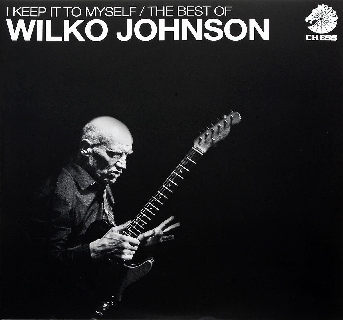 лучшая цена Вилко Джонсон Wilko Johnson. I Keep It To Myself - The Best Of (LP)