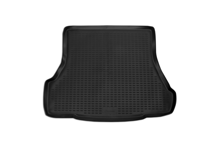 Фото - Коврик автомобильный Element, для автомобиля Ford Mondeo 2000-2007, сед,, цвет: черный, в багажник конструктор автомобильный парк 7 в 1