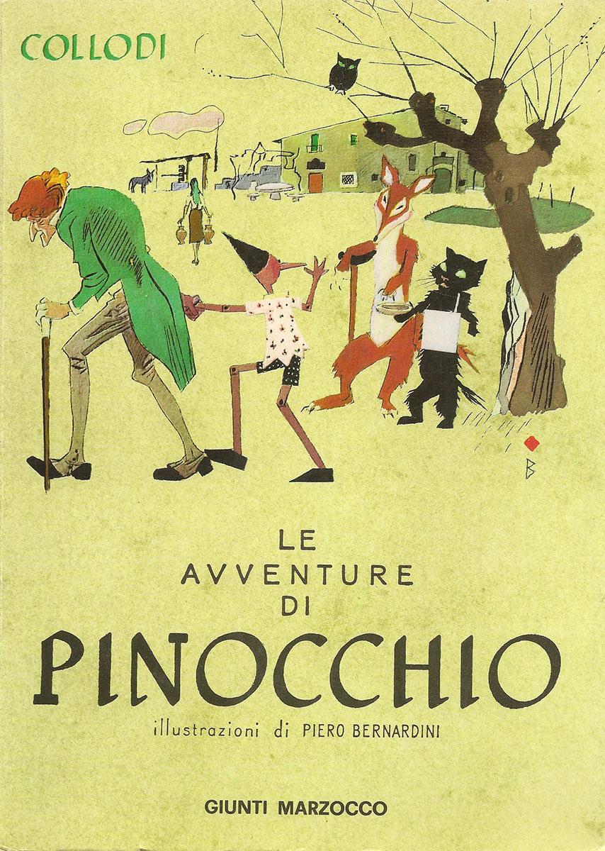 цена Collodi Le Avventure Di Pinocchio онлайн в 2017 году