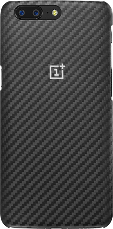 OnePlus Karbon Protective Case чехол для OnePlus 5, Gray phone oneplus two