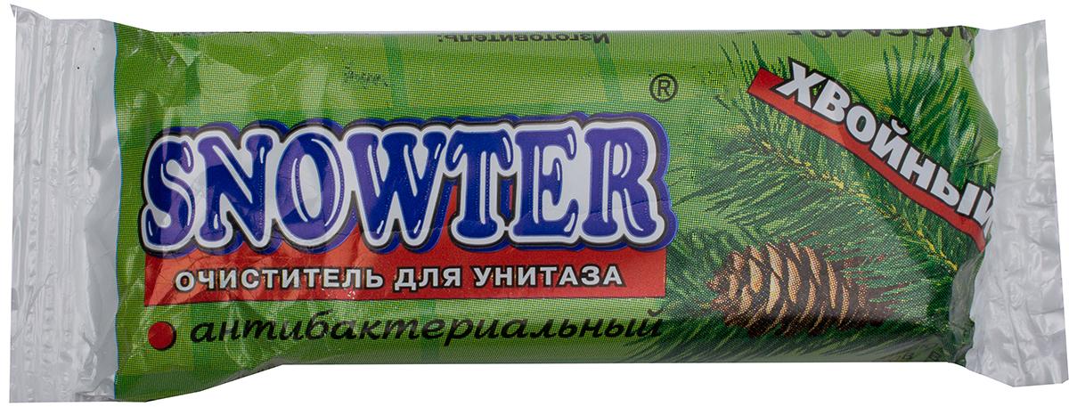 Очиститель для унитаза Snowter, запасной блок, хвоя, 40 г цена