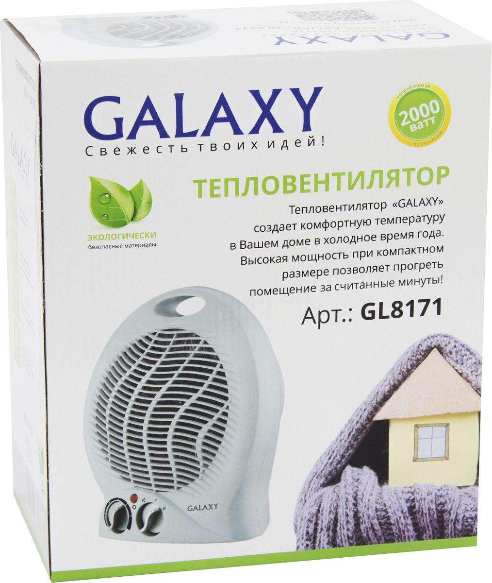 Galaxy GL 8171тепловентилятор Galaxy