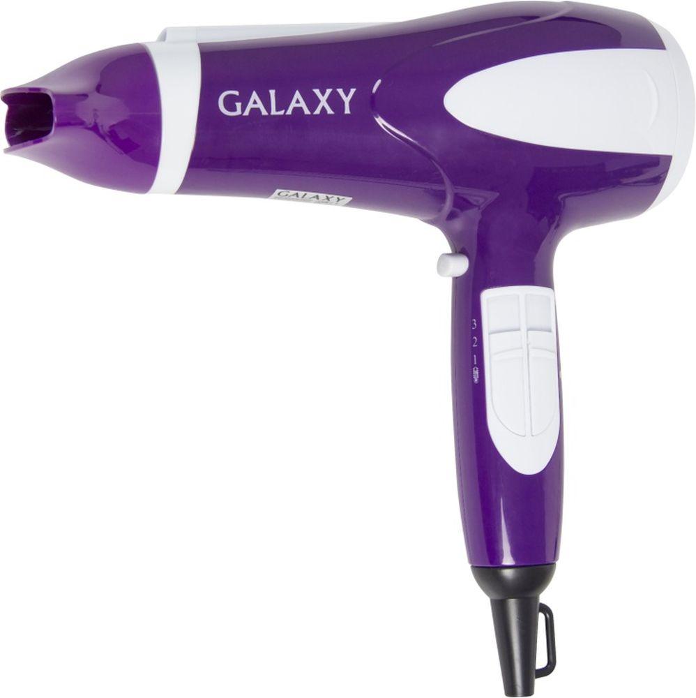 Фен Galaxy GL 4324, Purple