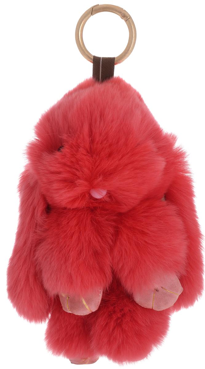 Vebtoy Брелок-игрушка Пушистый кролик цвет красный 22 х 16 х 9 см vebtoy брелок игрушка пушистый кролик цвет красный 22 х 16 х 9 см