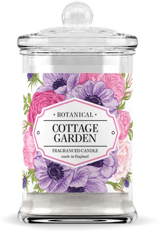 Свеча ароматическая Wax Lyrical Загородный сад, высота 14,6 см