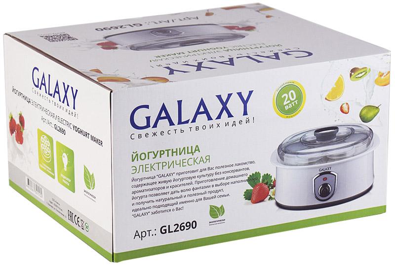 Йогуртница Galaxy GL 2690 Galaxy