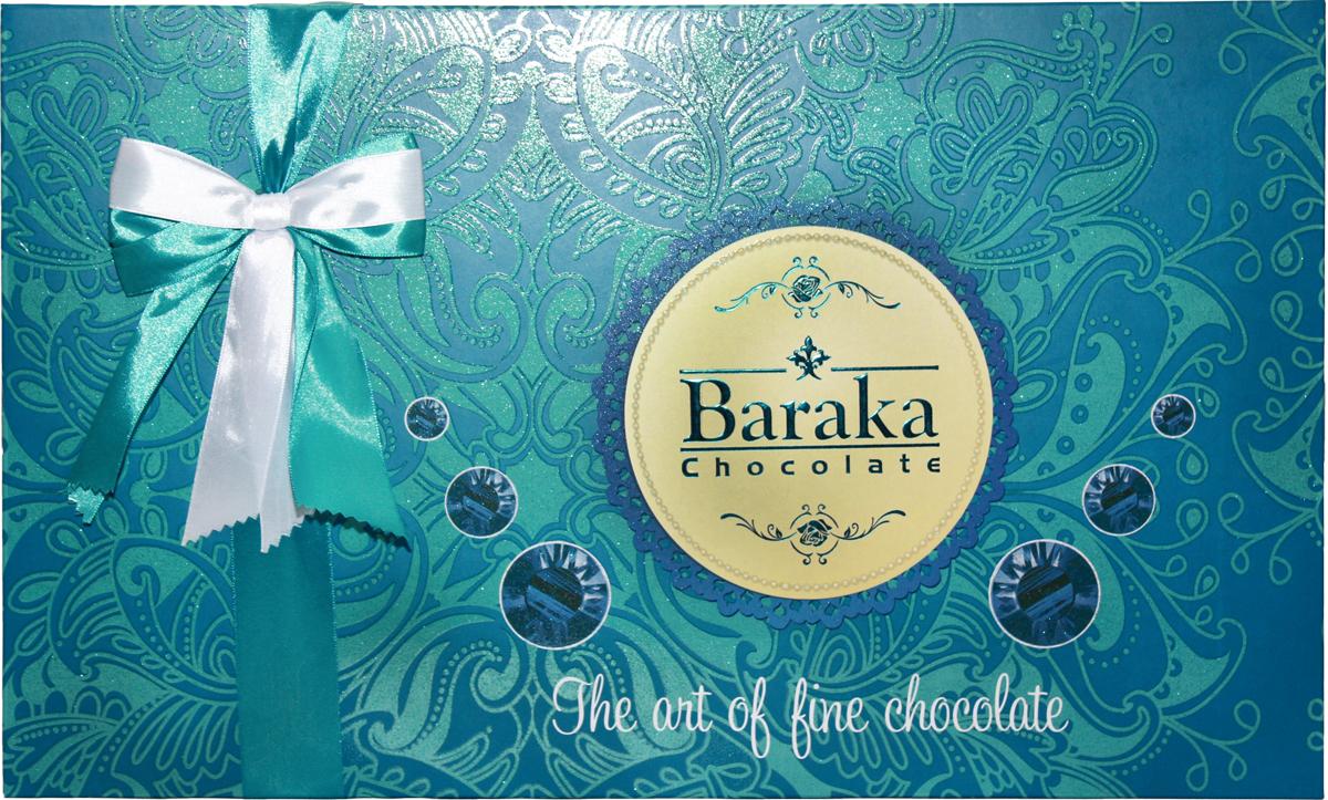 Baraka Бриллиант ассорти шоколадных конфет, 320 г