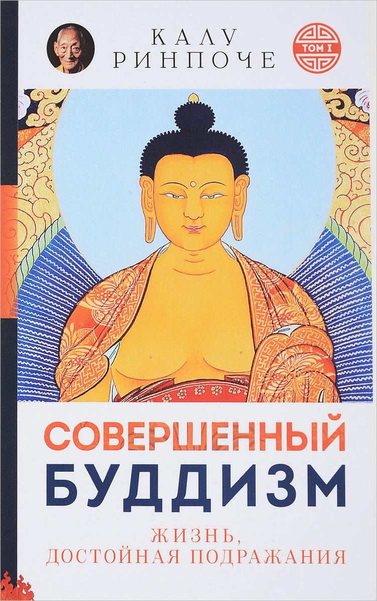 Калу Ринпоче Совершенный буддизм. Том 1. Жизнь, достойная подражания ринпоче калу тайный буддизм том iii глубина алмазной колесницы