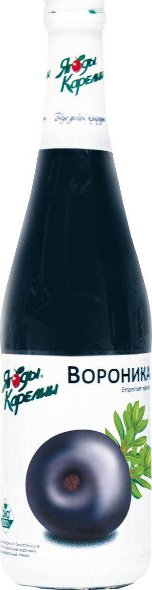 Ягоды Карелии нектар вороничный с мякотью, 0,51 л