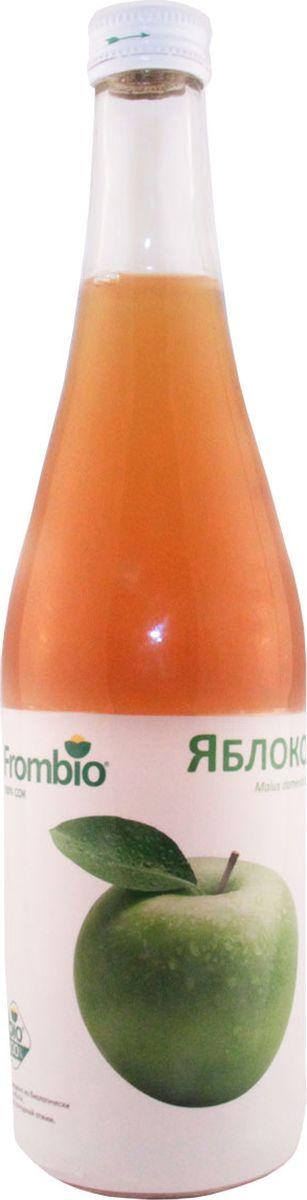 Frombio сок яблочный 100% прямого отжима, 0,51 л