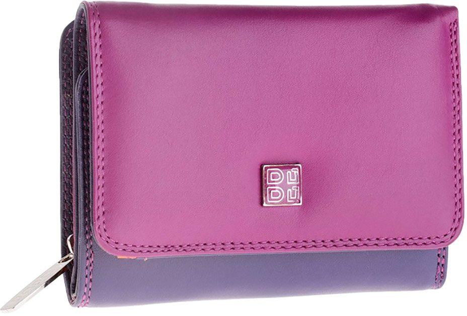 Кошелек женский DuDu Bags Pemba, цвет: фуксия. 534-1260-fuxia обложка для паспорта dudu bags цвет фуксия 534 1508 fuxia