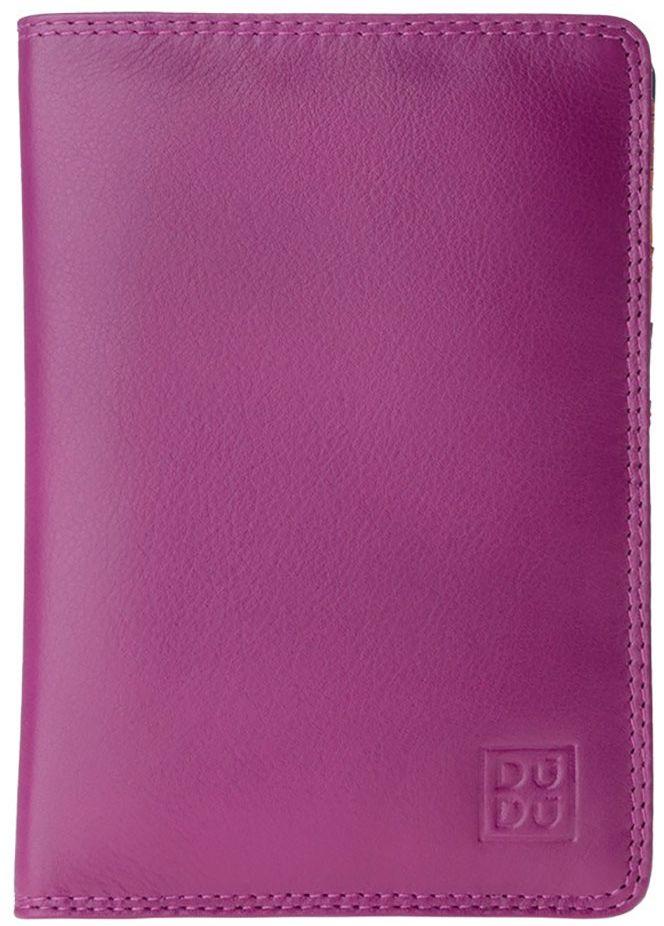 Обложка для паспорта DuDu Bags Paul, цвет: фуксия. 534-1508-fuxia обложка для паспорта dudu bags цвет фуксия 534 1508 fuxia
