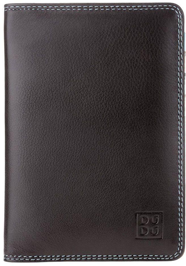 Обложка для паспорта DuDu Bags Paul, цвет: коричневый. 534-1508-brown обложка для паспорта dudu bags цвет фуксия 534 1508 fuxia