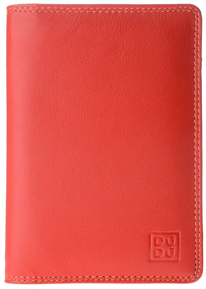 Обложка для паспорта DuDu Bags, цвет: красный. 534-1508-red обложка для паспорта dudu bags цвет фуксия 534 1508 fuxia