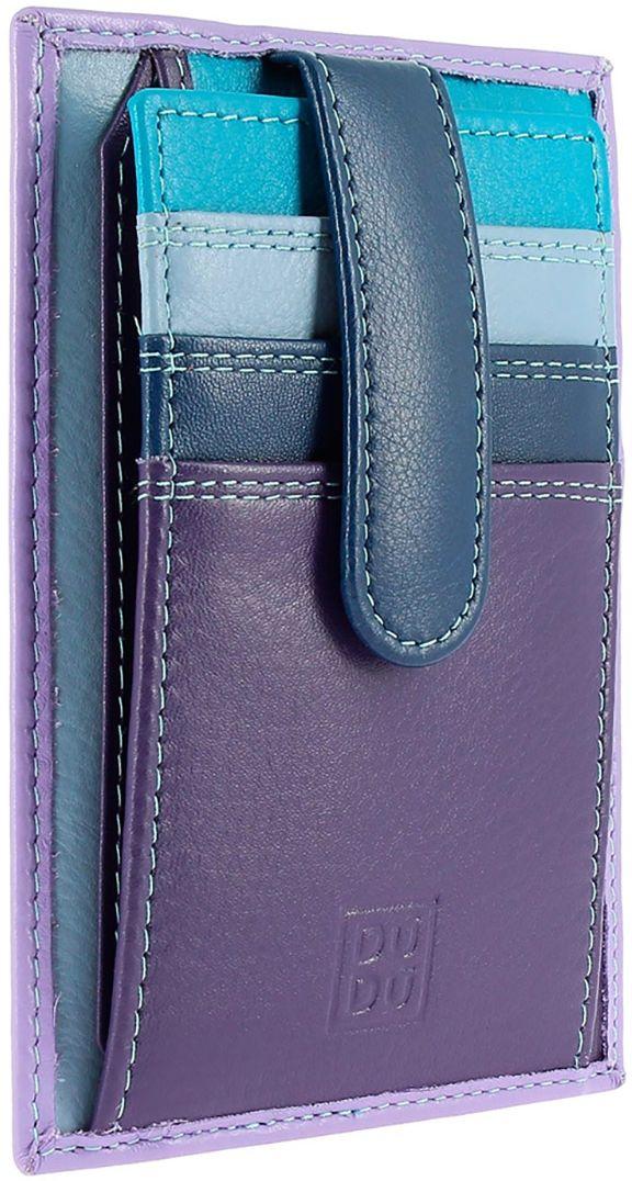 Кошелек женский DuDu Bags Timor, цвет: лиловый. 534-1182-mauve обложка для паспорта dudu bags цвет фуксия 534 1508 fuxia