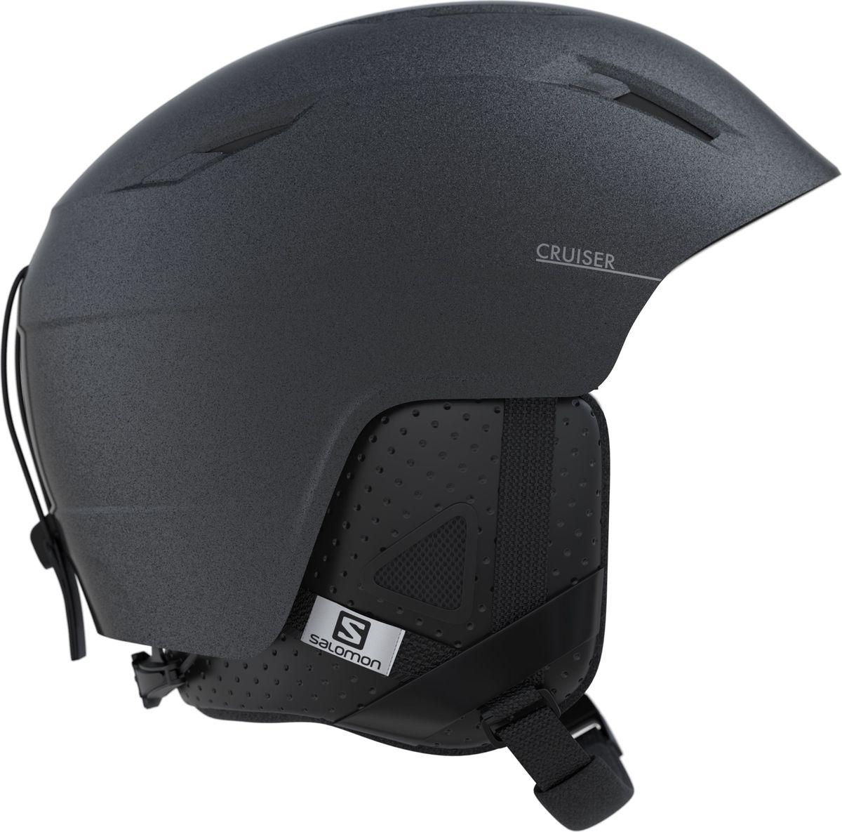 Шлем горнолыжный Salomon Cruiser2. Размер M (56/59) горнолыжный шлем salomon salomon allium custom air черный s 53 56