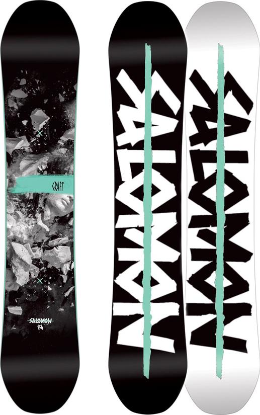 """Сноуборд Salomon """"Craft"""", 152 см. L39922700"""
