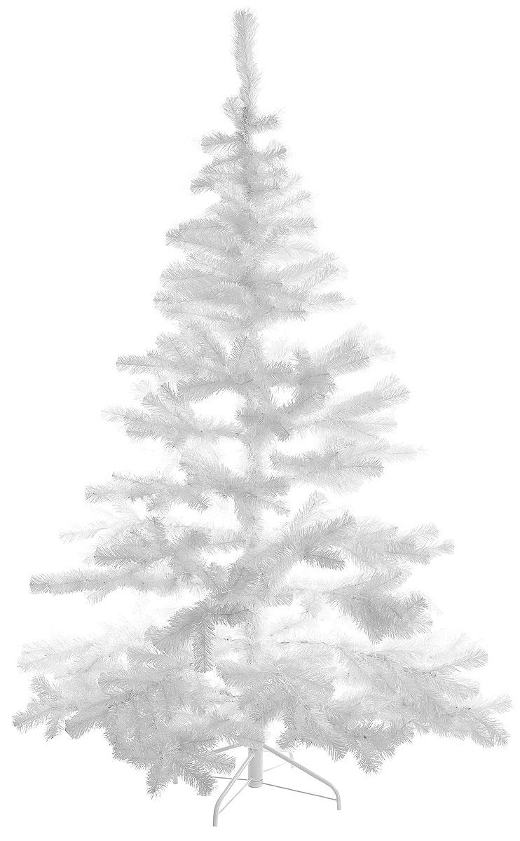 Ель искусственная Morozco Метелица, цвет: белый, высота 210 см1021Ель искусственная Morozco Метелица - прекрасный вариант для оформления вашего интерьера к Новому году. Такие деревья абсолютно безопасны, удобны в сборке и не занимают много места при хранении. Ель состоит из верхушки, сборного ствола и устойчивой подставки. Ель быстро и легко устанавливается и имеет естественный и абсолютно натуральный вид, отличающийся от своих прототипов разве что совершенством форм и мягкостью иголок. Для большего объема и пушистости, ветки на верхушке закреплены в хаотичном порядке. Еловые иголочки не осыпаются, не мнутся и не выцветают со временем. Полимерные материалы, из которых они изготовлены, нетоксичны и не поддаются горению. Ель Morozco обязательно создаст настроение волшебства и уюта, а также станет прекрасным украшением дома на период новогодних праздников. Инструкция в комплекте.