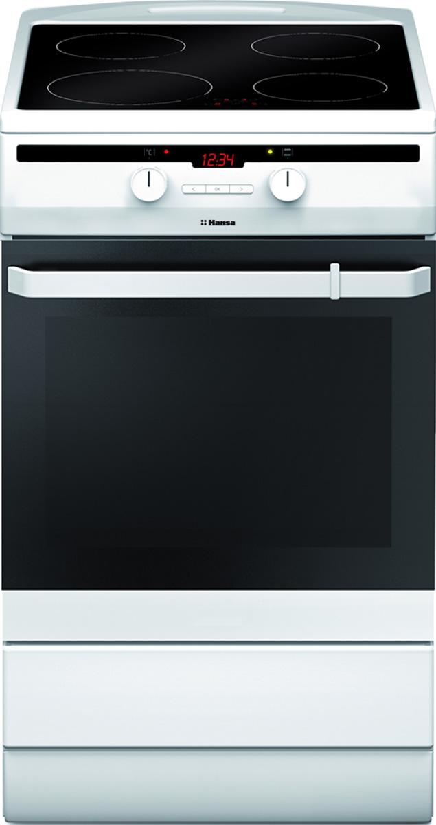 Hansa FCIW53800 плита электрическая цена и фото