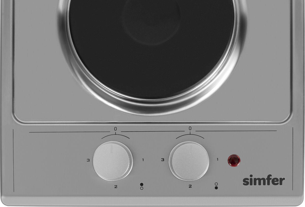 Simfer H30E02M011панель варочная электрическая Simfer