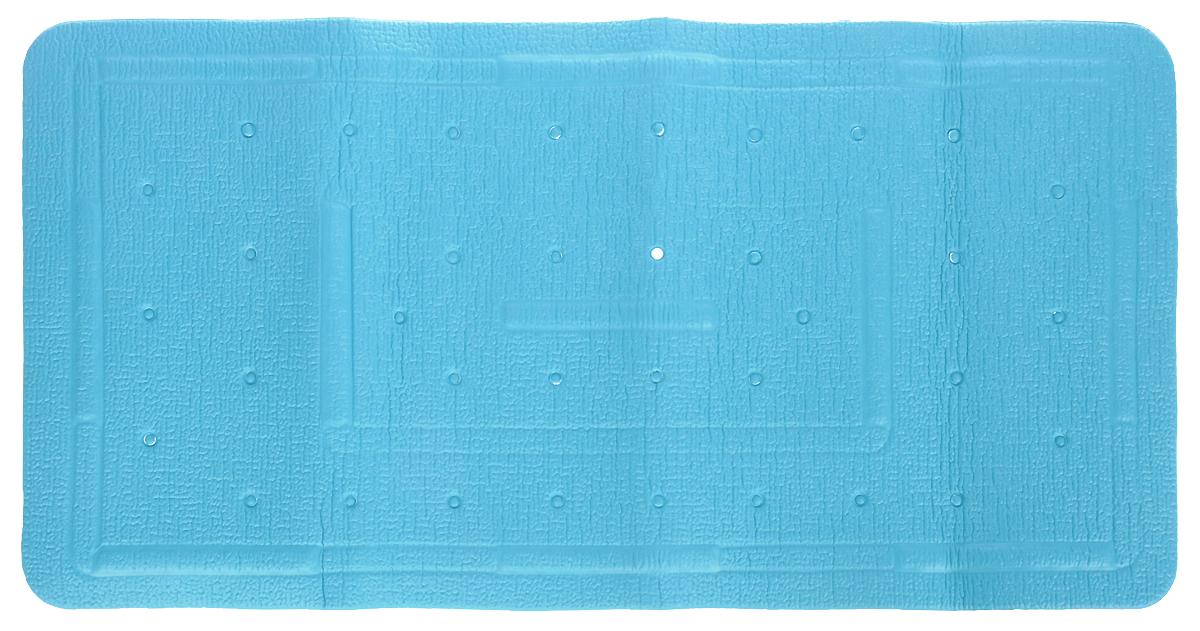 Коврик в ванну Bacchetta, цвет: зеленый, 36 х 71 см коврик в ванну bacchetta fiore цвет синий 36 х 71 см