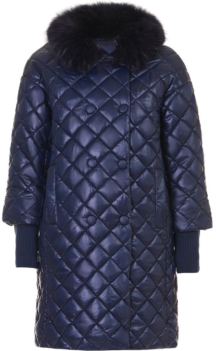 Пуховик Baon пальто женское baon цвет черный b037548 black размер xl 50