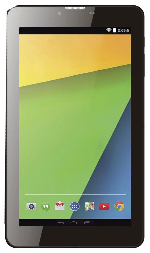 """7"""" Планшет Supra M74C Wi-Fi + LTE 8 GB, черный"""
