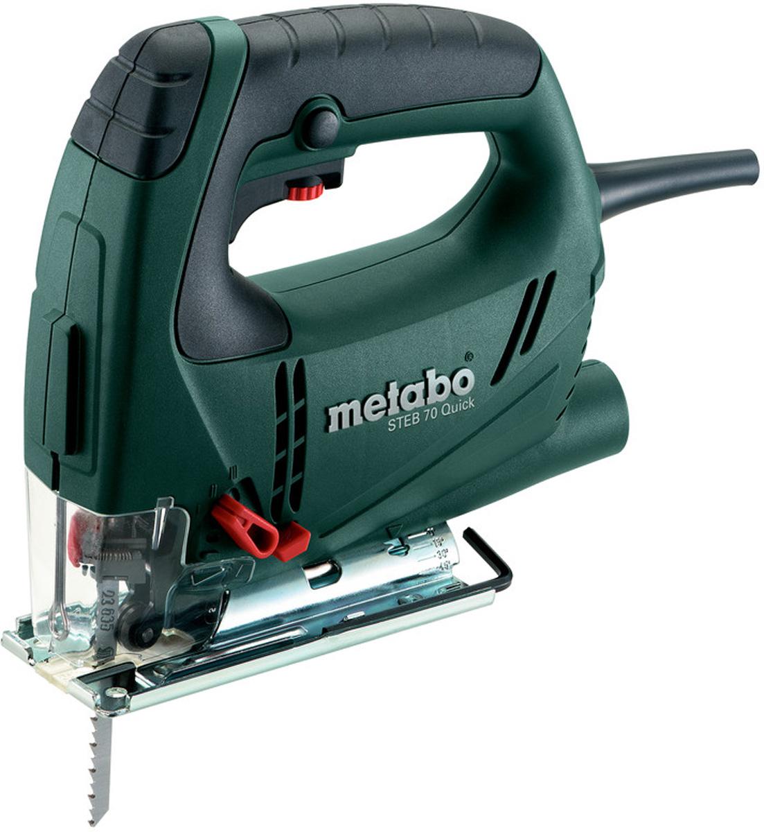 Лобзик электрический Metabo STEB 70 Quick. 601040500 цена