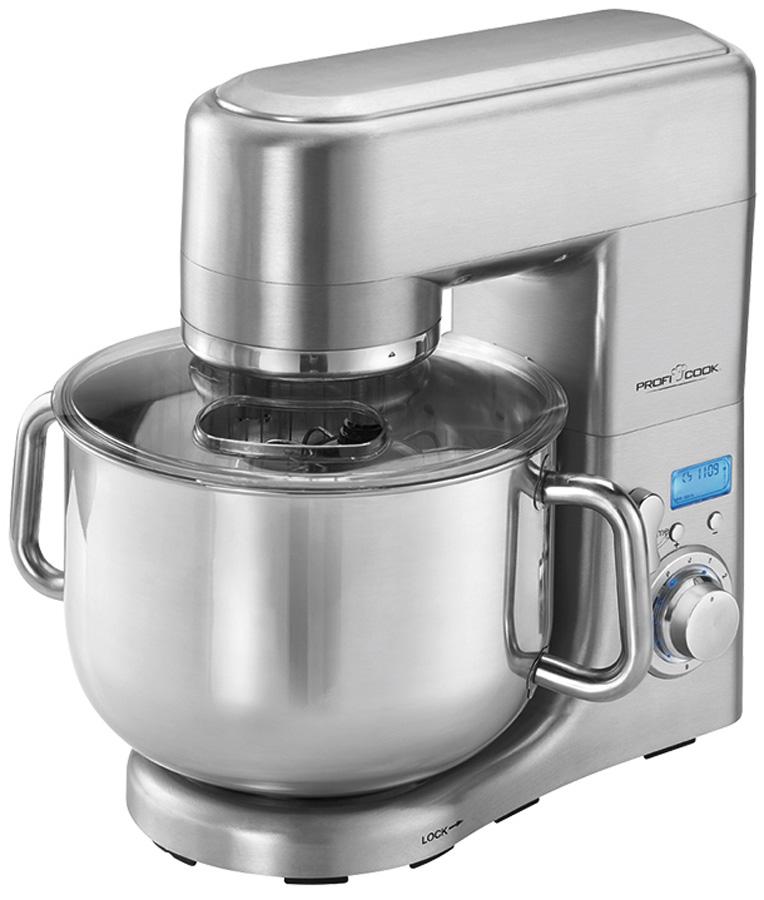 Кухонный комбайн Profi Cook PC-KM 1096, Silver