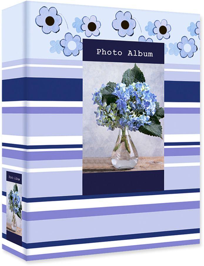 Фотоальбом Pioneer Early Spring, цвет: голубой синий, 10 х 15 см фотоальбом pioneer stretch of imagination цвет синий 500 фото 10 х 15 см