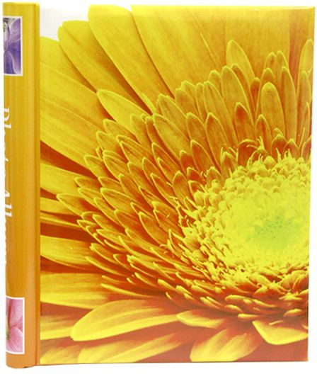 Фотоальбом Pioneer Fler-De-Lis, цвет: желтый, 10 магнитных листов, 23 х 28 см фотоальбом pioneer disney valentine 20 магнитных листов 29 х 32 см lm sa20bb c