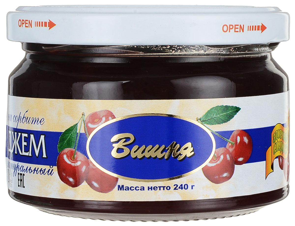 Здоровые сладости Петродиет джем вишневый на сорбите, 240 г суточная норма йода для человека