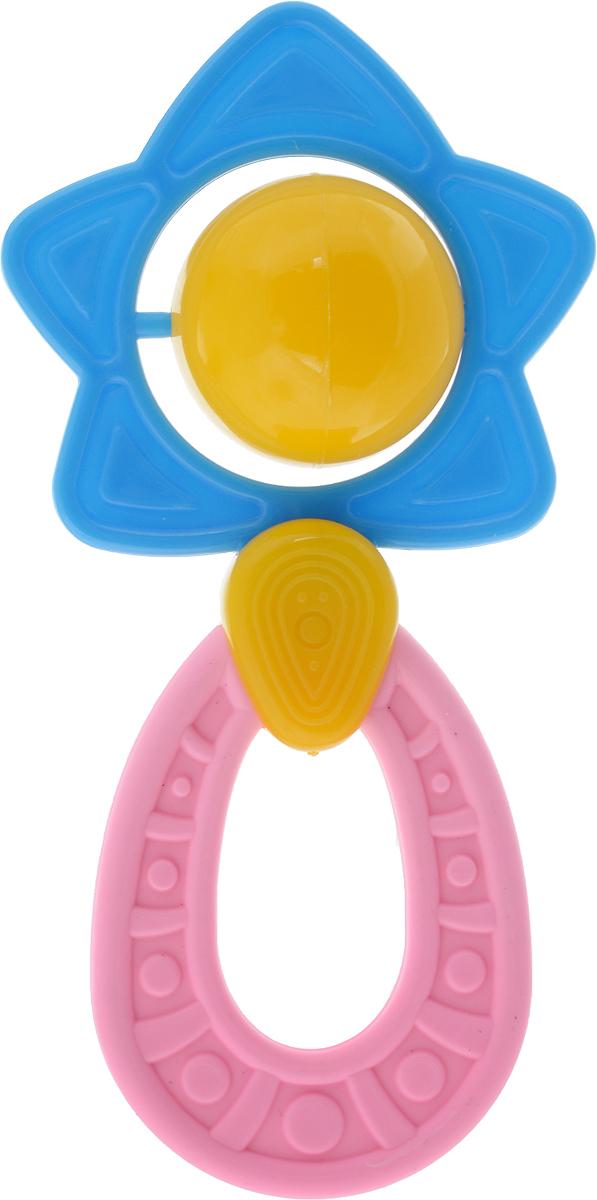 Пластмастер Погремушка Звездочка цвет в ассортименте