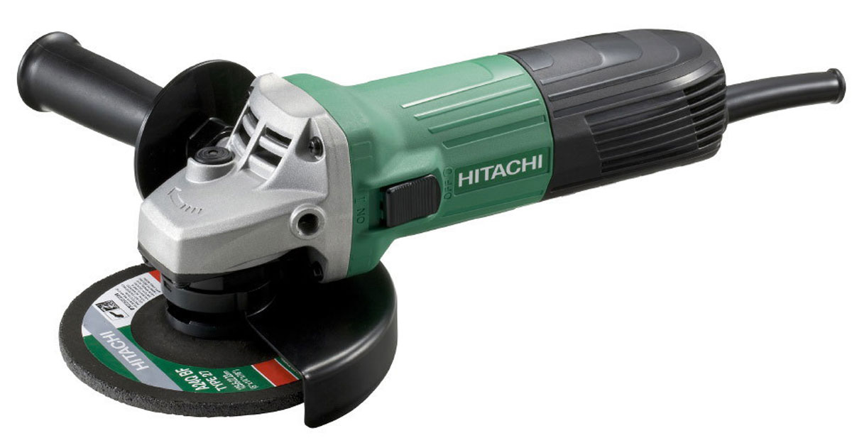 Шлифмашина угловая Hitachi
