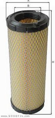 Воздушный фильтр Goodwill AG1022 столик goodwill mahogany