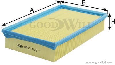 Воздушный фильтр Goodwill AG205 столик goodwill mahogany