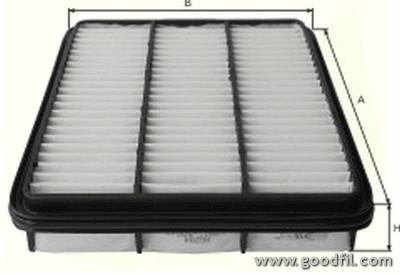Воздушный фильтр Goodwill AG284 столик goodwill mahogany