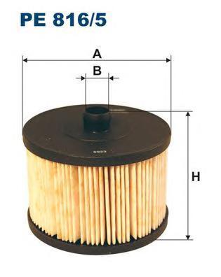 Топливный фильтр Filtron PE8165 все цены